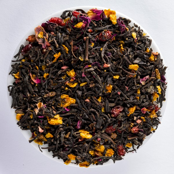Powerberry (Flavoured black tea)