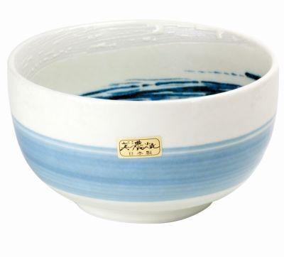 Japanese matcha bowl 450 ml 'Efude'