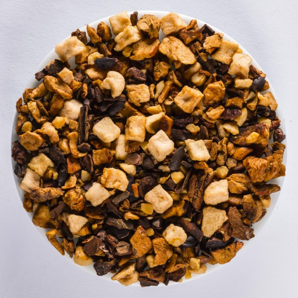 Caramel Noix (Tisane aux fruits)