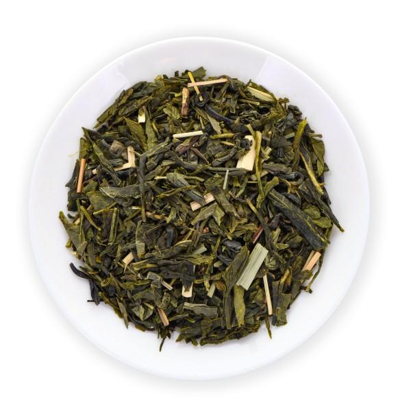 Limón Bio (Té verde aromatizado)