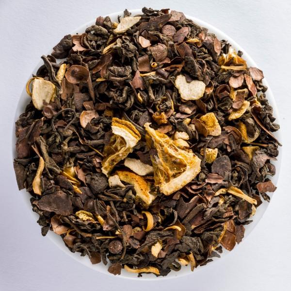 Schokolade-Orange (Aromatisierter Pu-Erh)