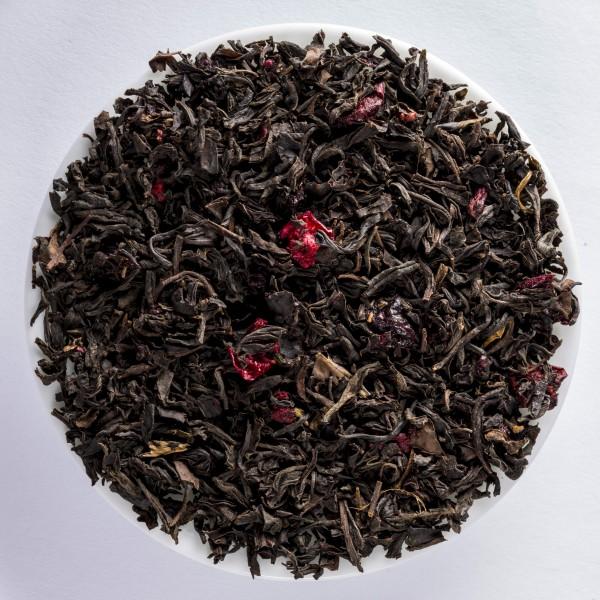 Cerise Sauvage (Thé noir aromatisé)