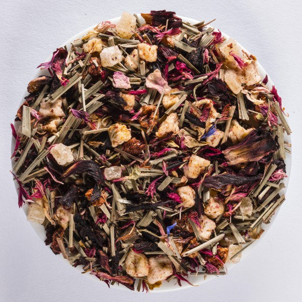 Fraise-Fruit du Dragon (Tisane aux fruits)
