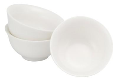 Tazas de degustación de porcelana Bái