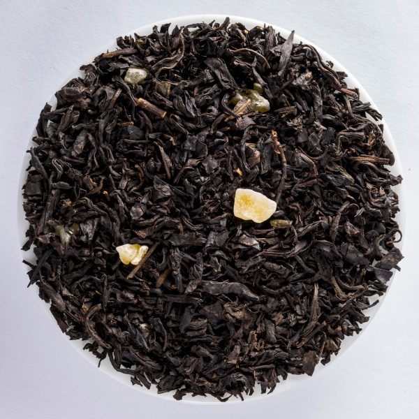 Mangue Royal (Thé noir aromatisé)