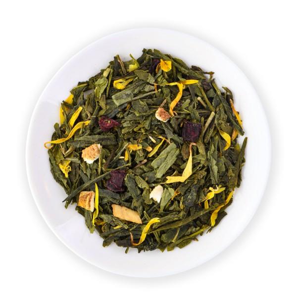 Maracuyá Bio (Té verde aromatizado)