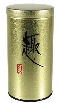 Japón oro de lata 80 g redondo