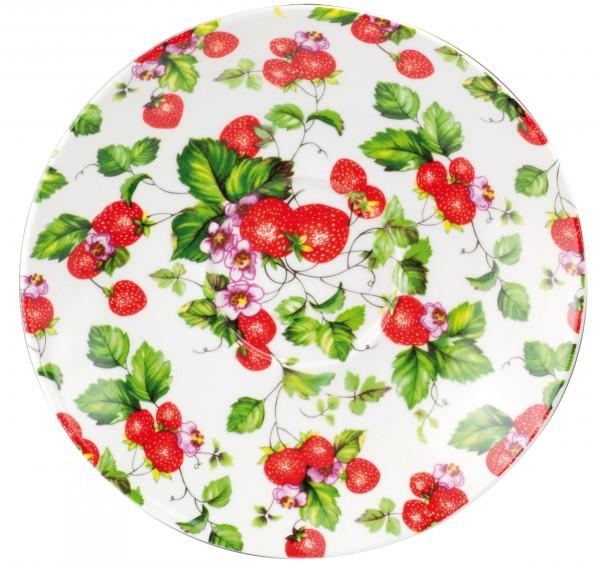 Brillante platillo de porcelana 'Deluxe' Ø 17,5 cm