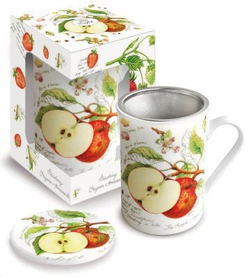 Gobelet en porcelaine de Chine 'Apple' 300 ml