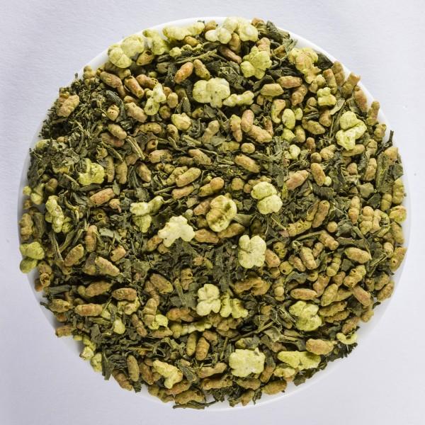 Japan Matcha-iri Genmaicha Bio Green tea, DE-ÖKO-003