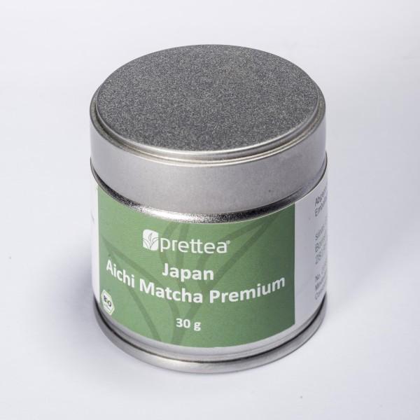 Japón Aichi Matcha Premium Bio 30 g