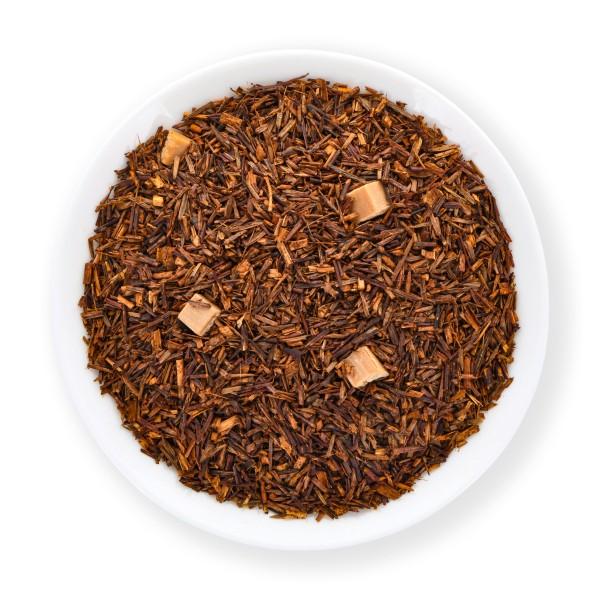 Crema de Caramelo (Rooibos* aromatizado) *Protected designation of origin