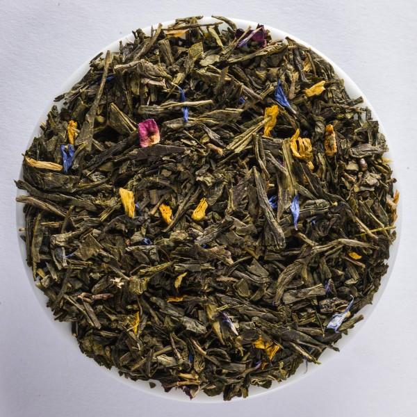 Morgenzauber ® (Aromatisierter Grüntee)