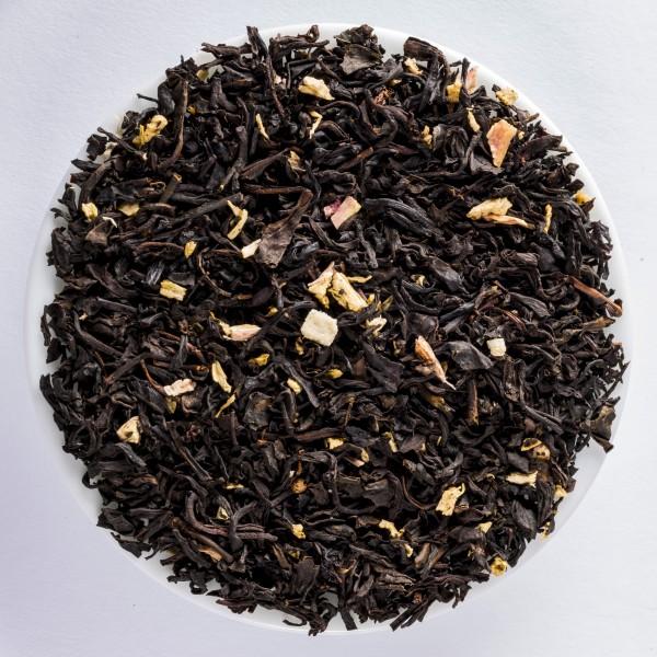Ruibarbo-Nata (Té negro aromatizado)