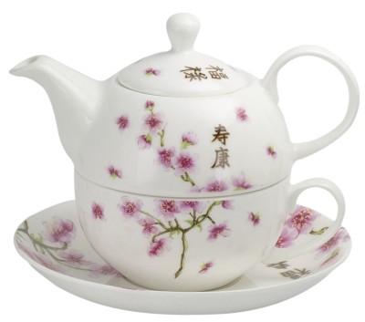!FBC Tea for one Set 'Kirschblüte'
