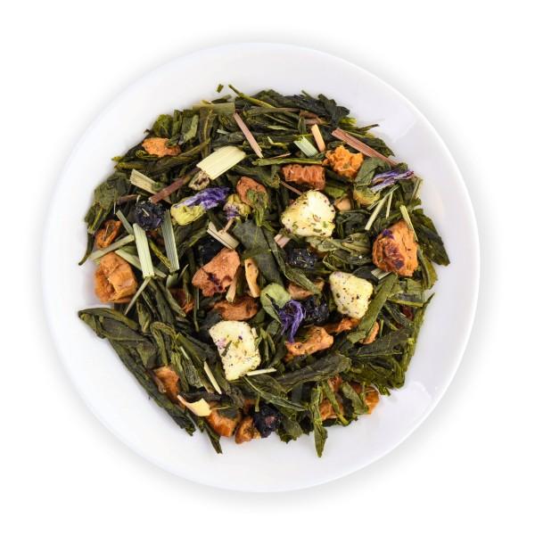 Apple Berry Bio (Flavoured green tea) DE-ÖKO-003