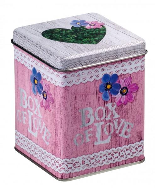 SCD 'Box of Love' 125g eckig