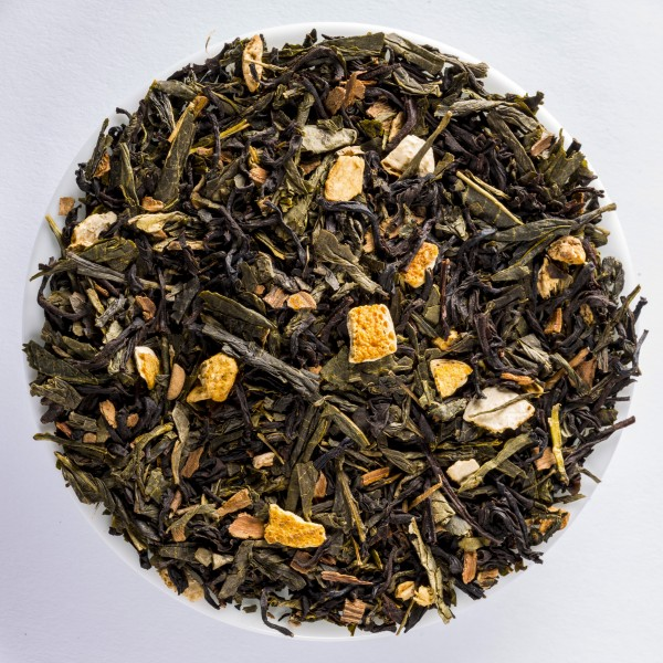 Kashmiri Tee ® (Flavoured green and black tea) Black Tea