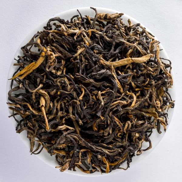 China Golden Yunnan Mao Feng Black tea