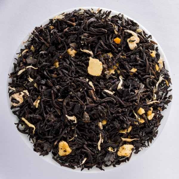 Crema de Almendras (Té negro aromatizado)