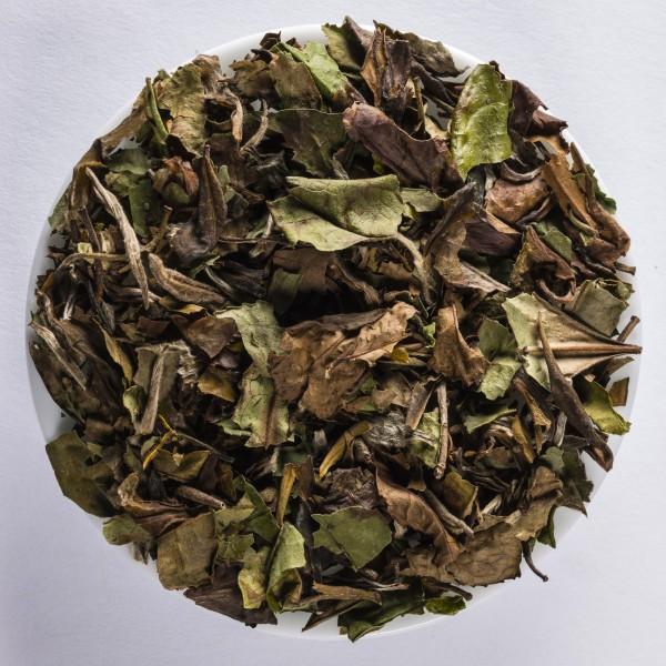 China Pai Mu Tan Bio Green Tea, DE-ÖKO-003