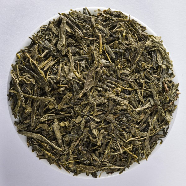 China Sencha Premium Bio (original Japanese style) Green Tea, DE-ÖKO-003