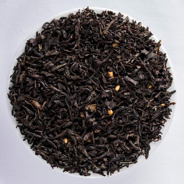 Sahne-Krokant (Aromatisierter Schwarztee)