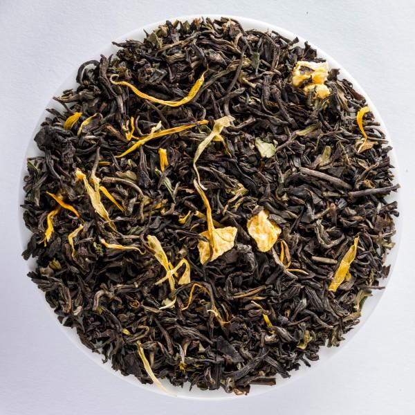 Vineyard Peach Bio (Flavoured black tea) Black Tea, DE-ÖKO-003