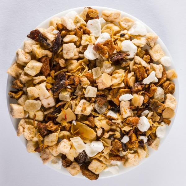 Vanilla Cheesecake (Té de frutas)