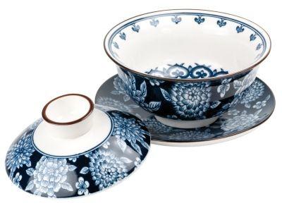 Porcelain Gaiwan 'Ahri' 120 ml