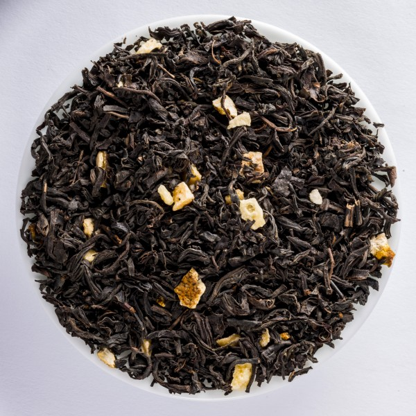 Lemon (Flavoured black tea)