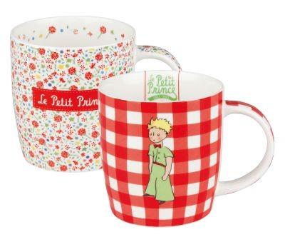 FBC mug 'Le petit Prince' 400 ml, 2-assorted