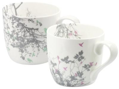 FBC mug 'Exotic birds' 415 ml
