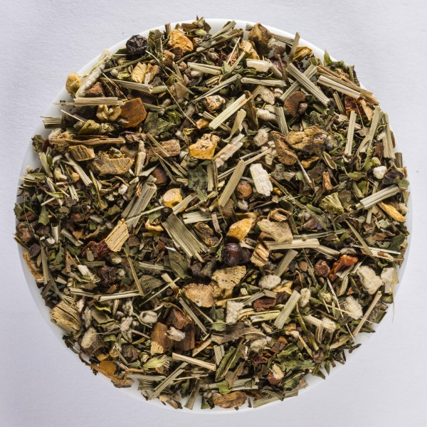 Alpine meadow (formerly: Full Power) (Herbal blend )