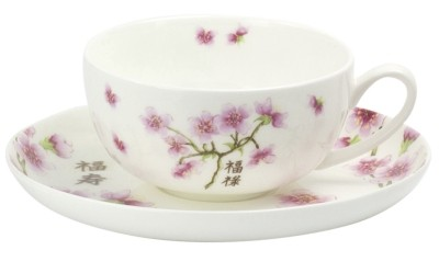 # FBC Teetasse 0,2 l 'Kirschblüte' 2-teilig