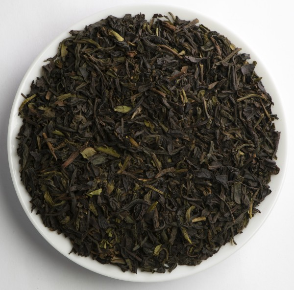 Earl Grey Bio (black tea blend) Black Tea, DE-ÖKO-003