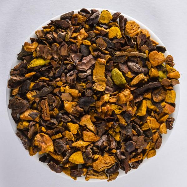 Chocolat - Curcuma (Infusion)