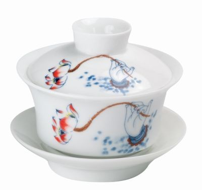 Porcelaine Gaiwan 'Catalea' 135 ml