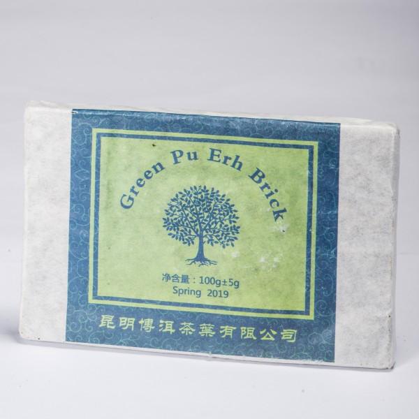 China Lu Zhuang Pu-Erh ca. 100 g - sheng