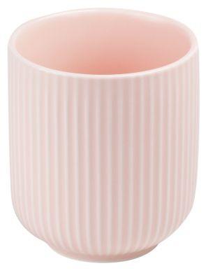 !taza de té de cerámica 'Lina' (rosa) 220 ml