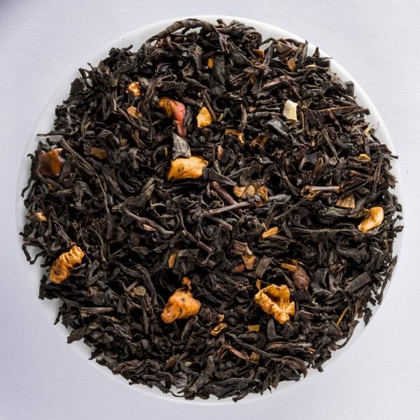 Mezcla Navideña (Té negro aromatizado)
