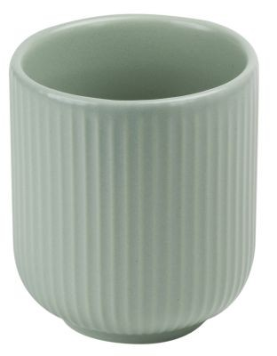 Ceramics tea cup 'Sina' (green) 220 ml