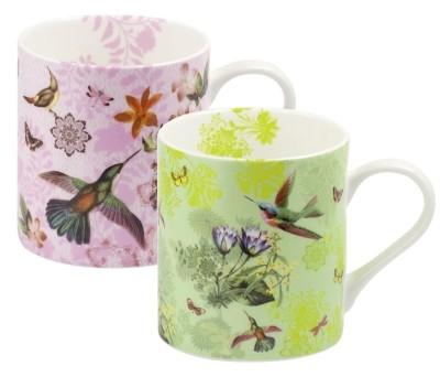 FBC mug 'Pretty birds' 360 ml