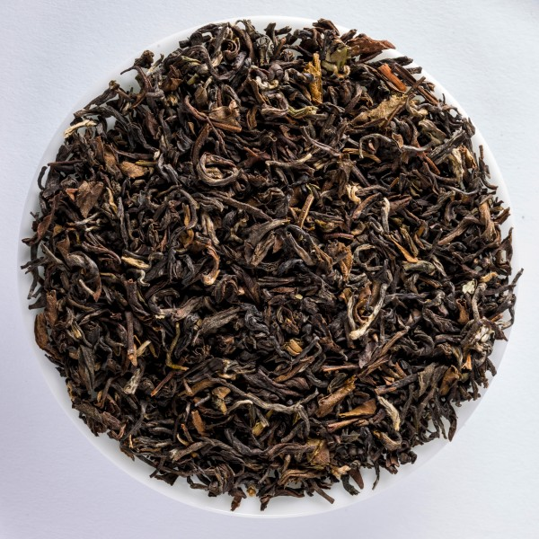 Nepal SF TGFOP1 Typ ,Kanchanjangha' Bio Black Tea, DE-ÖKO-003