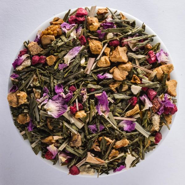 Berry Club Bio (Flavoured green tea) DE-ÖKO-003