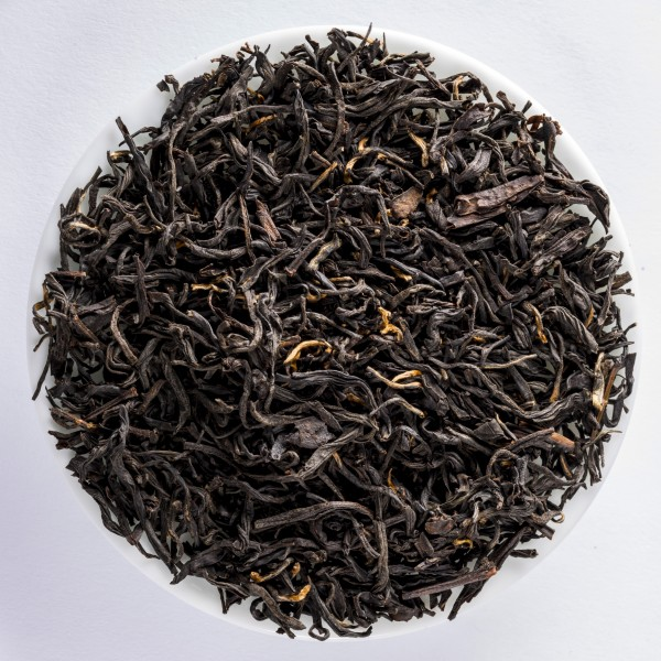China Keemun Mao Feng Bio Black Tea, DE-ÖKO-003