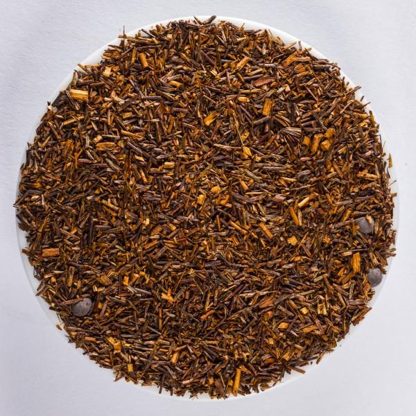 Crema de Montaña (Rooibos* aromatizado) *Protected designation of origin