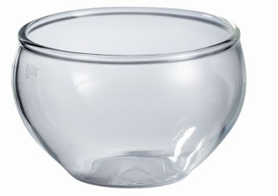 Glass tea cup 'Fei' 50 ml