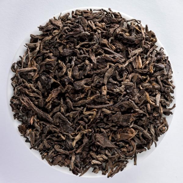 China Pu-Erh Black Tea