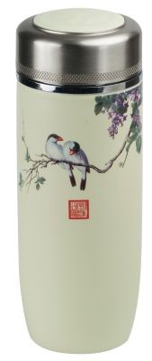 Porzellan Thermobecher 'Niao' 400 ml